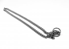 Herm Sprenger Chrome Choke Chain Slip Collar 1.5mm