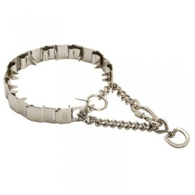 Herm Sprenger Stainless Steel Neck Tech Collar