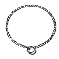Herm Sprenger Chrome Choke Chain Slip Collar 2mm