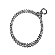 Herm Sprenger Chrome Choke Chain Slip Collar 4 mm
