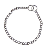 Herm Sprenger Chrome Choke Chain Slip Collar 2.5 mm